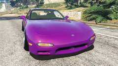 Mazda RX-7 FD3S Stanced [with camber] v1.1
