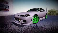 Nissan Silvia S15 Drift Monster Energy