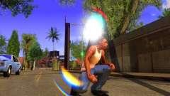 Animación realista de 2016 para GTA San Andreas