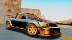 GTA 5 Karin Sultan RS Carbon IVF para GTA San Andreas