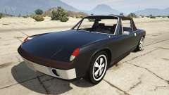 1970 Porsche 914 para GTA 5