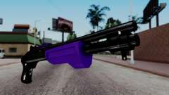 Purple Spas-12 para GTA San Andreas