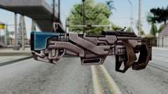 Marvel Future Fight - Rocket Raccon Rifle para GTA San Andreas