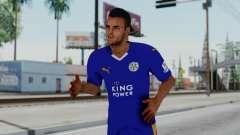 Jamie Vardy - Leicester City 2015-16 para GTA San Andreas
