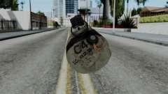 CoD Black Ops 2 - Semtex para GTA San Andreas