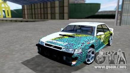 Sultan 4 Drift Drivers V2.0 para GTA San Andreas