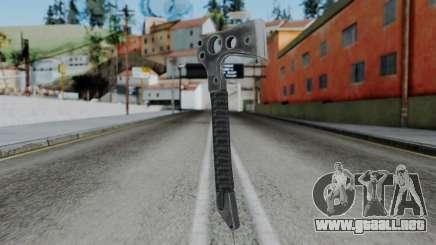 CoD Black Ops 2 - Tomahawk para GTA San Andreas