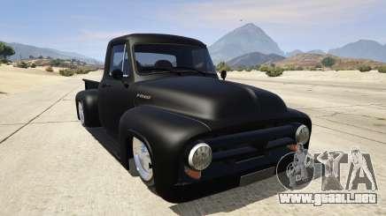Ford FR100 1953 para GTA 5