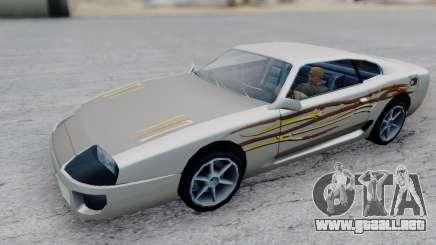 Jester F&F4 RX-7 PJ para GTA San Andreas