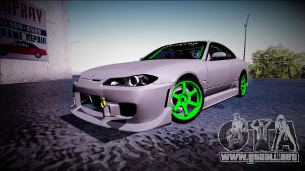 Nissan Silvia S15 Drift Monster Energy para GTA San Andreas