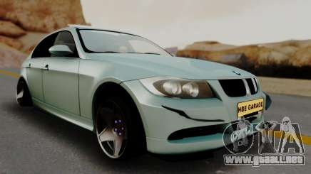 BMW M3 E90 para GTA San Andreas