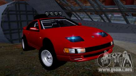 Nissan 300ZX Rusty Rebel para GTA San Andreas