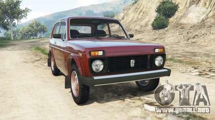 VAZ-2121 para GTA 5