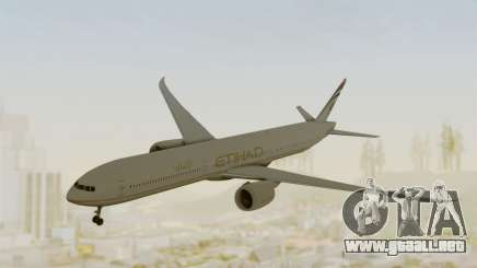 Boeing 777-9x Etihad Airways para GTA San Andreas