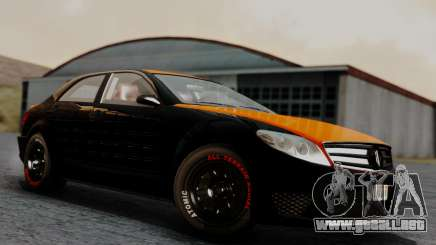 GTA 5 Benefactor Schafter V12 Arm para GTA San Andreas