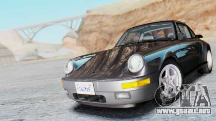 RUF CTR Yellowbird 1987 v1.1 Another Edition para GTA San Andreas