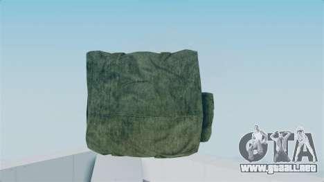 Arma 2 Alice Backpack para GTA San Andreas segunda pantalla