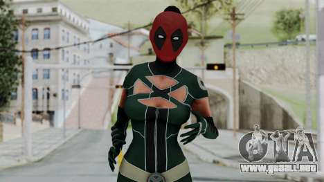 Deadpool The Game - Rogue Pool para GTA San Andreas