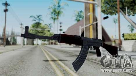No More Room in Hell - CZ 858 para GTA San Andreas segunda pantalla
