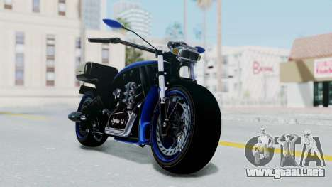Turbike 4.0 para GTA San Andreas