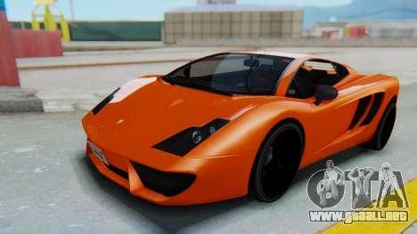 GTA 5 Pegassi Vacca IVF para GTA San Andreas