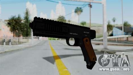 GTA 5 AP Pistol para GTA San Andreas