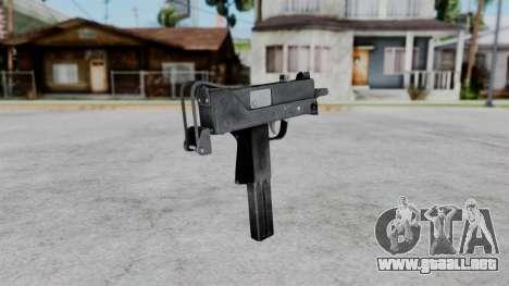 MAC-11 para GTA San Andreas segunda pantalla