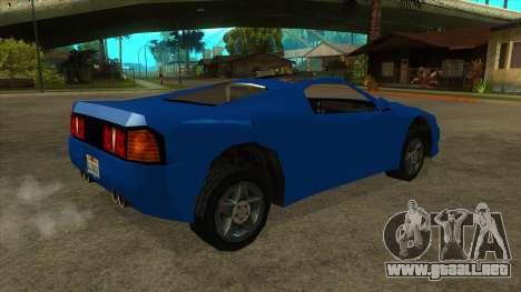 GTA LCS Deimos SP para la visión correcta GTA San Andreas