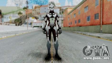 Genji - Overwatch para GTA San Andreas segunda pantalla