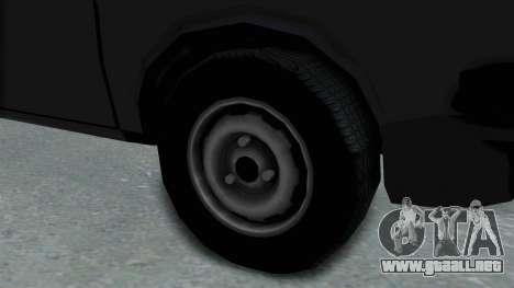 Dacia 1310 TX para la visión correcta GTA San Andreas