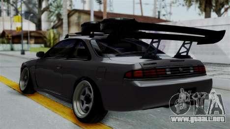Nissan Silvia S14 Stance para GTA San Andreas left