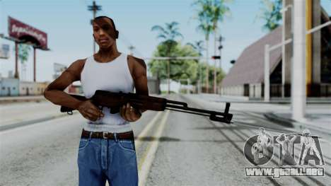 No More Room in Hell - Simonov SKS para GTA San Andreas