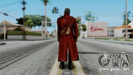 Marvel Future Fight - Star-Lord para GTA San Andreas tercera pantalla