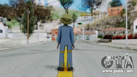 Pokémon XY de la Serie, Clemont para GTA San Andreas tercera pantalla
