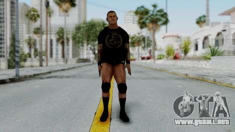 WWE Randy 1 para GTA San Andreas segunda pantalla