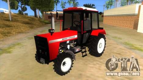 Massley Ferguson Tractor para GTA San Andreas
