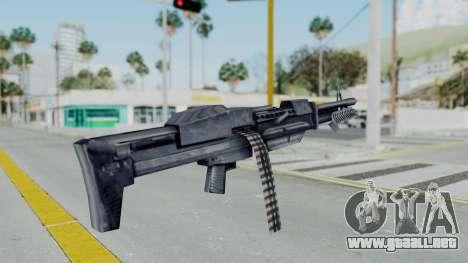 M60 from Vice City para GTA San Andreas segunda pantalla