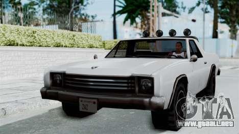 Picador para GTA San Andreas