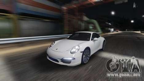Porsche 911 para GTA 5