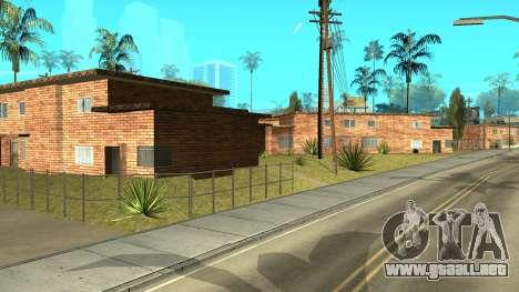 Nuevo escondite de salions para GTA San Andreas tercera pantalla