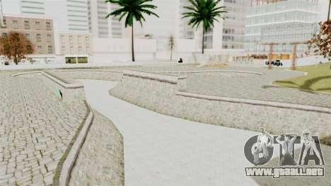 Small Texture Pack para GTA San Andreas quinta pantalla