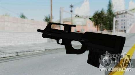 GTA 5 Assault SMG para GTA San Andreas tercera pantalla