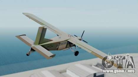 PC-6 USAF Markings para GTA San Andreas left