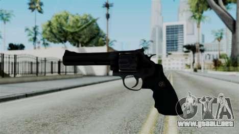 No More Room in Hell - Smith & Wesson 686 para GTA San Andreas segunda pantalla