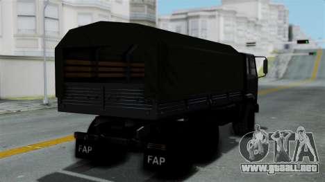 FAP Vojno Vozilo v2 para GTA San Andreas left