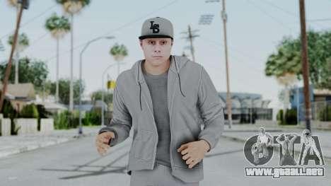 GTA Online - Custom Male Chav para GTA San Andreas