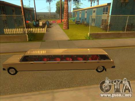 VAZ 2104 13-door para GTA San Andreas left