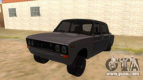 VAZ 2106 Drift Edition para GTA San Andreas