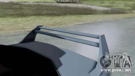 RC Turismo para la visión correcta GTA San Andreas