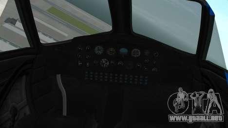 GTA 5 Vestra para la visión correcta GTA San Andreas